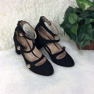BCBGeneration Bernadette  Block Heels Size 8.5..